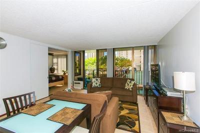 Honolulu Condo/Townhouse For Sale: 201 Ohua Avenue #608