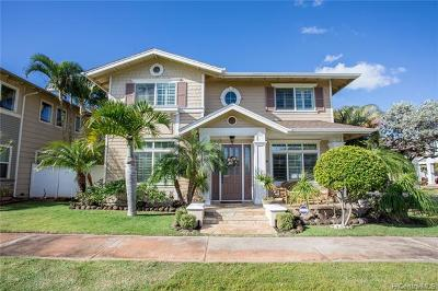 Ewa Beach Single Family Home For Sale: 91-1015 Kai Uhu Street