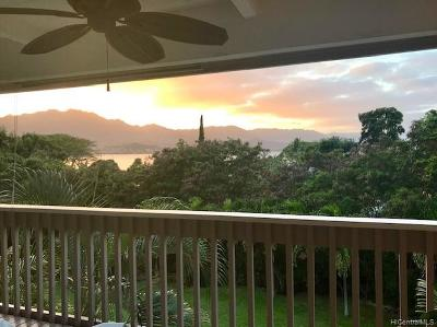 Kaneohe Condo/Townhouse For Sale: 44-140 6 Mui Place #2706