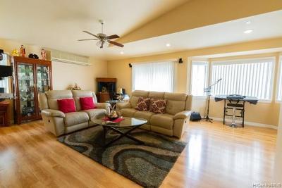 Waipahu Single Family Home For Sale: 94-815 Lumimao Place #15