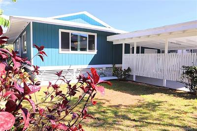 Honolulu HI Single Family Home For Sale: $929,000