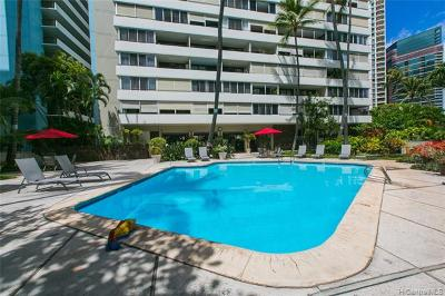 Honolulu Condo/Townhouse For Sale: 425 Ena Road #308C