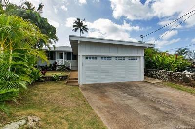 Haleiwa Single Family Home For Sale: 61-151 Ikuwai Place