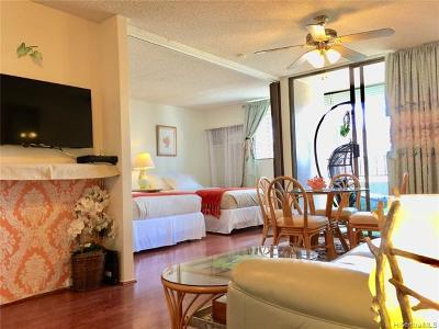 Honolulu HI Condo/Townhouse For Sale: $238,000