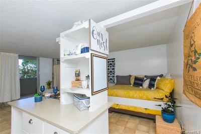 Honolulu County Condo/Townhouse For Sale: 824 Kinau Street #412