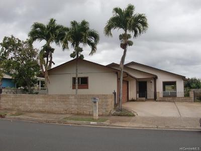 Kapolei Single Family Home For Sale: 92-1311 Kikaha Street