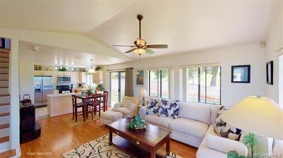 Mililani Single Family Home For Sale: 95-1075 Kekahi Street