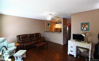 Kapolei Condo/Townhouse For Sale: 92-1234 Makakilo Drive #26