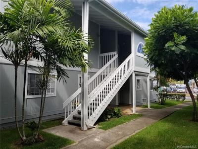 Kailua Condo/Townhouse For Sale: 355 Aoloa Street #A201