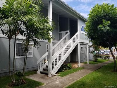 Condo/Townhouse For Sale: 355 Aoloa Street #A201
