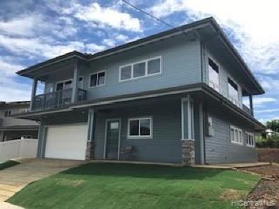 Kaneohe Single Family Home For Sale: 47-285 Waihee Road #C