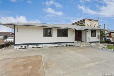 Honolulu County Single Family Home For Sale: 926 3rd Street