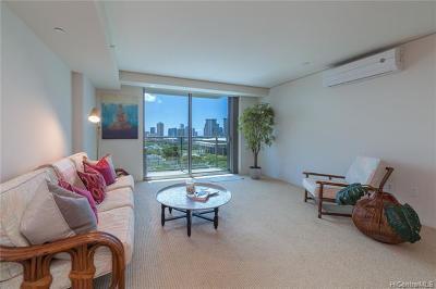 Honolulu Condo/Townhouse For Sale: 1200 Queen Emma Street #1406