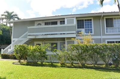 Kaneohe Condo/Townhouse For Sale: 46-1019 Emepela Way #18S