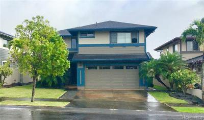 Mililani Single Family Home For Sale: 95-1007 Ohiaha Street