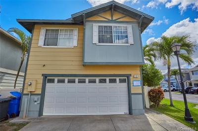 Single Family Home For Sale: 91-576 Makalea Street