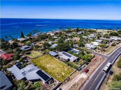 Residential Lots & Land For Sale: 84-172 Makau Street