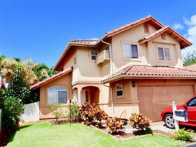 Single Family Home For Sale: 94-202 Loku Place #114