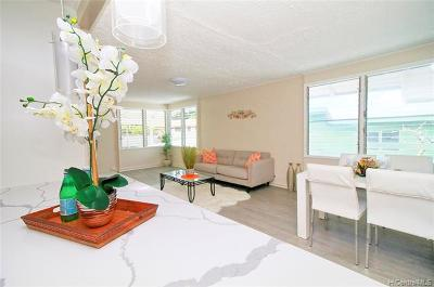 Honolulu Single Family Home For Sale: 1731 Mahani Loop