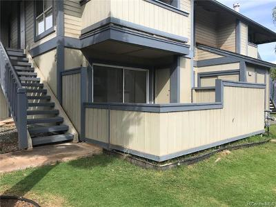 Central Oahu, Diamond Head, Ewa Plain, Hawaii Kai, Honolulu County, Kailua, Kaneohe, Leeward Coast, Makakilo, Metro Oahu, North Shore, Pearl City, Waipahu Rental For Rent: 91-218 Hanapouli Circle #31E