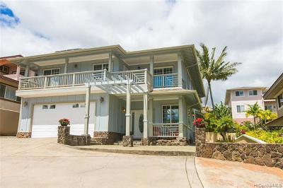 kapolei Single Family Home For Sale: 92-206 Opuakii Place