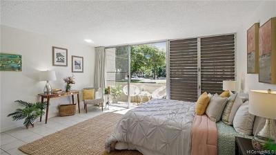 Honolulu Condo/Townhouse For Sale: 1550 Wilder Avenue #A109