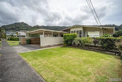 Honolulu Rental For Rent: 2321 Wilson Street