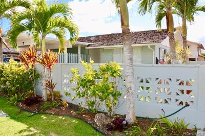 Mililani HI Single Family Home For Sale: $788,000