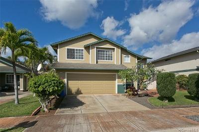Ewa Beach HI Single Family Home In Escrow Not Showing: $749,000