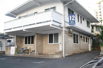 Honolulu Rental For Rent: 1075 Karratti Lane #C