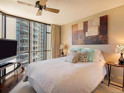 Honolulu Rental For Rent: 60 N Beretania Street #1507