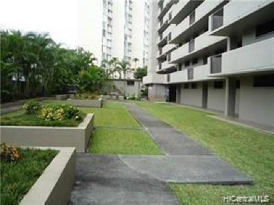 Honolulu Condo/Townhouse For Sale: 1251 Heulu Street #PH5