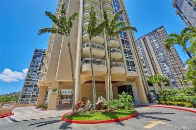 Honolulu County Condo/Townhouse For Sale: 2047 Nuuanu Avenue #1402