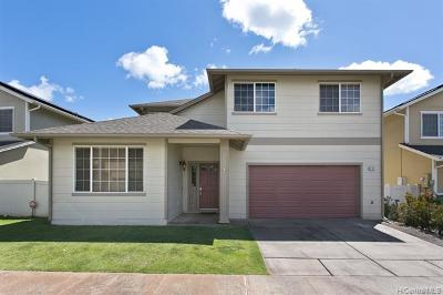 Ewa Beach Single Family Home For Sale: 91-1021 Hoomalie Street