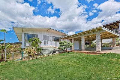 kapolei Single Family Home For Sale: 92-860 Kohupono Street