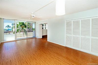 Hawaii County, Honolulu County Condo/Townhouse For Sale: 204 Kapahulu Avenue #604