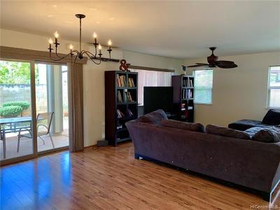 Mililani Single Family Home For Sale: 95-1031 Moaula Street