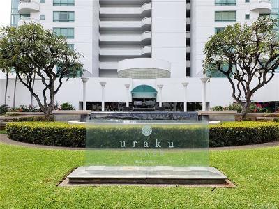 Condo/Townhouse For Sale: 1341 Kapiolani Boulevard #12D