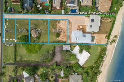 Residential Lots & Land For Sale: 67-431 Waialua Beach Road #Mauka 1