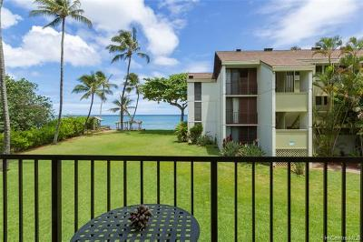 Haleiwa Condo/Townhouse For Sale: 66-295 Haleiwa Road #A209