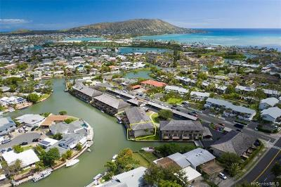 Honolulu County Condo/Townhouse For Sale: 6218 Keokea Place #C101