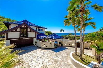 Honolulu Single Family Home For Sale: 2999 Makalei Place