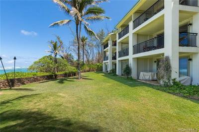 Kahuku Condo/Townhouse For Sale: 57-020 Kuilima Drive #117