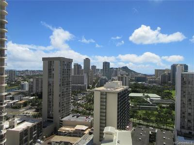 Honolulu County Condo/Townhouse For Sale: 469 Ena Road #2405