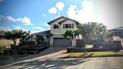 Kapolei Single Family Home For Sale: 92-608 Welo Street