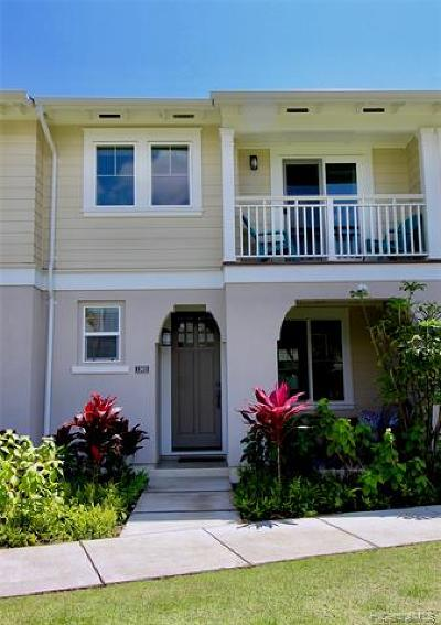 Ewa Beach Condo/Townhouse For Sale: 91-2220 Kaiwawalo Street #1302