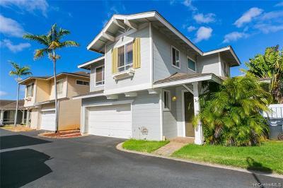 kapolei Single Family Home For Sale: 91-208c Kekepania Place