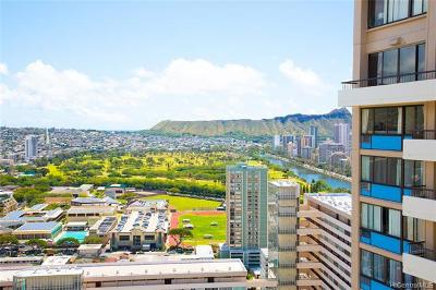 Honolulu Condo/Townhouse For Sale: 2333 Kapiolani Boulevard #3404
