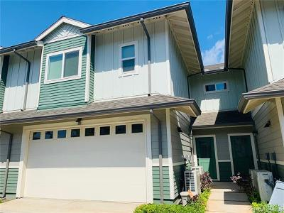 kapolei Condo/Townhouse For Sale: 458 Manawai Street #603