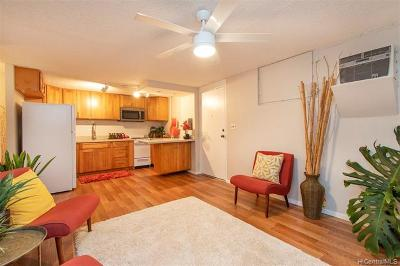 Condo/Townhouse In Escrow Showing: 1643 Clark Street #102